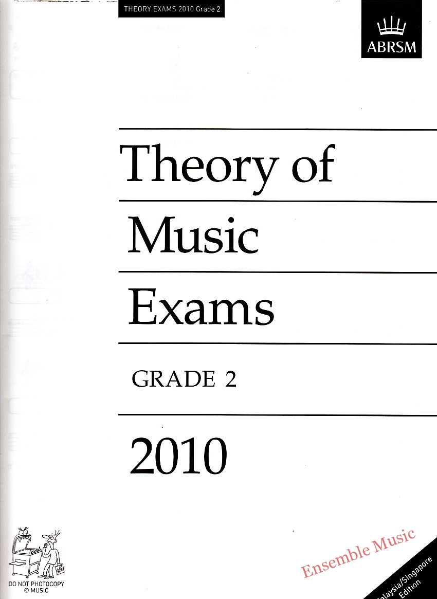 past papers 2010 G2