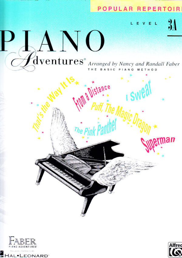 piano adv popular repertoire 3A
