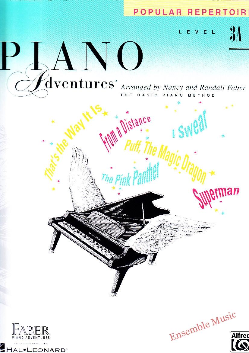 piano adv popular repertoire 3A