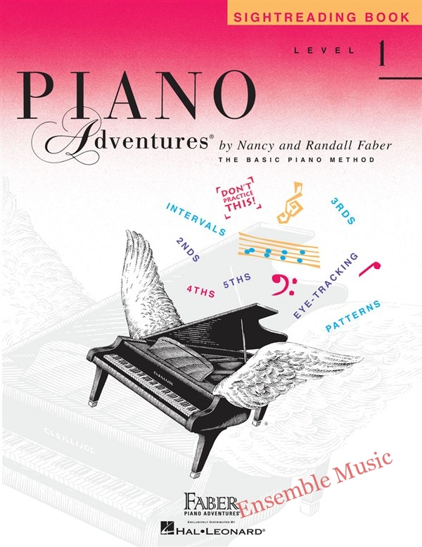 piano adv sightreading 1