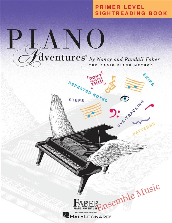 piano adv sightreading primer