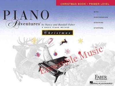 piano adventures christmas primer