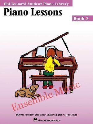 piano lesson 2