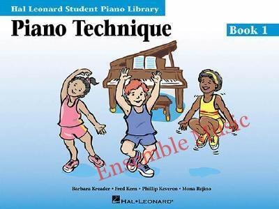 piano technique 1