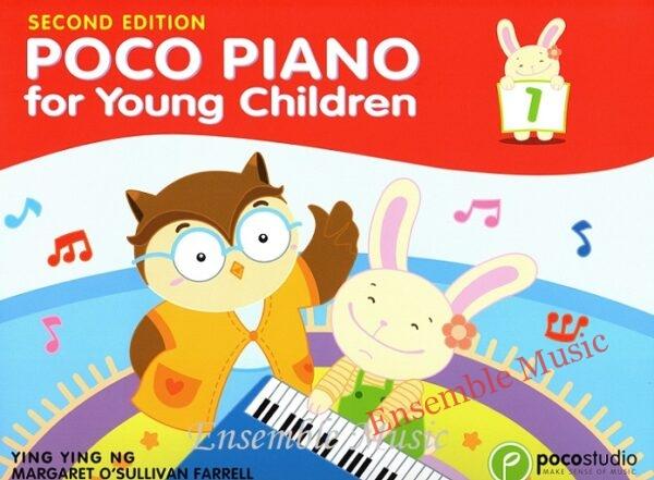 poco piano for young children 1 second edition