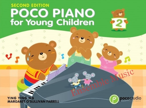 poco piano for young children 2 second edition