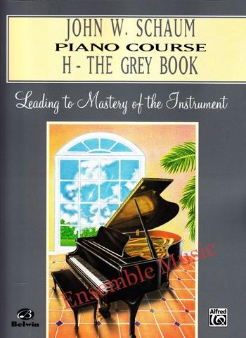 schaum the grey book