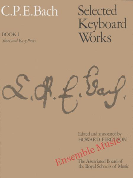 selected keyboard works book 1