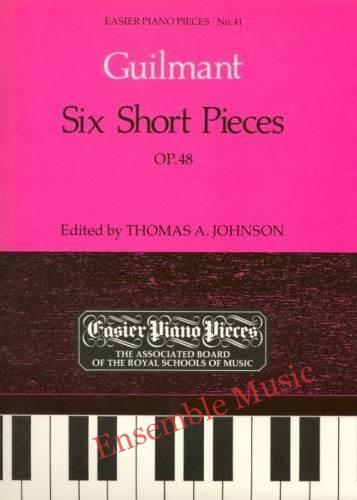 six short pieces 41