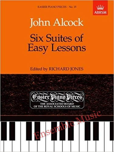 six suites of easy lessons