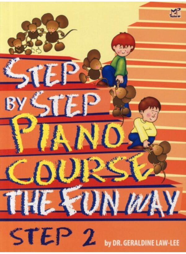 step by step piano course 2