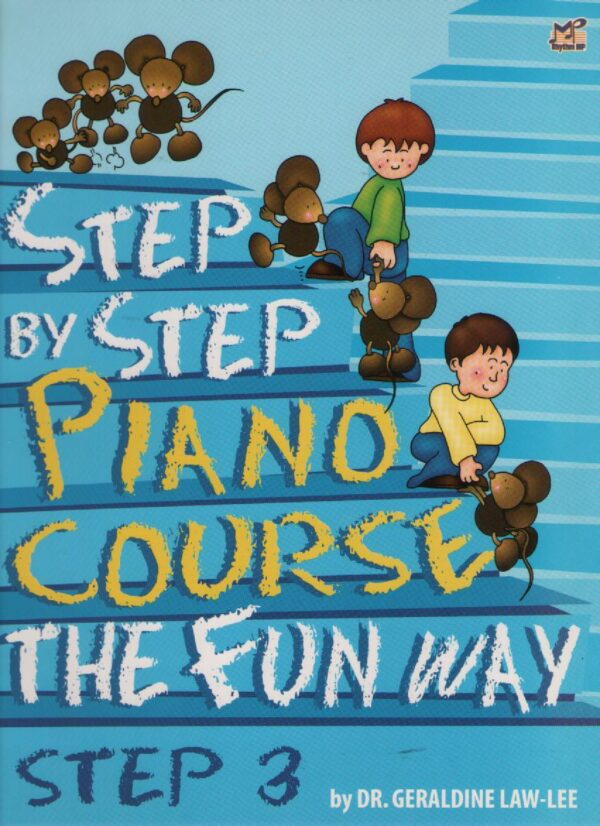 step by step piano course 3