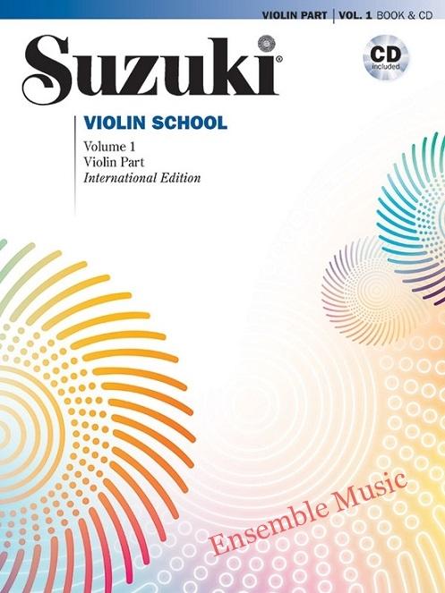 suzuki violin volume 1 violin part international