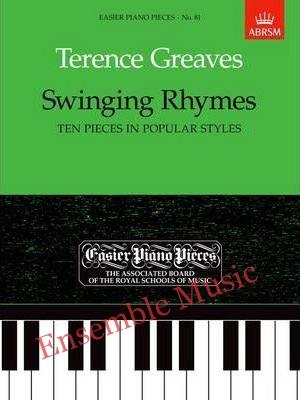 swinging rhymes ten pieces in popular styles 81