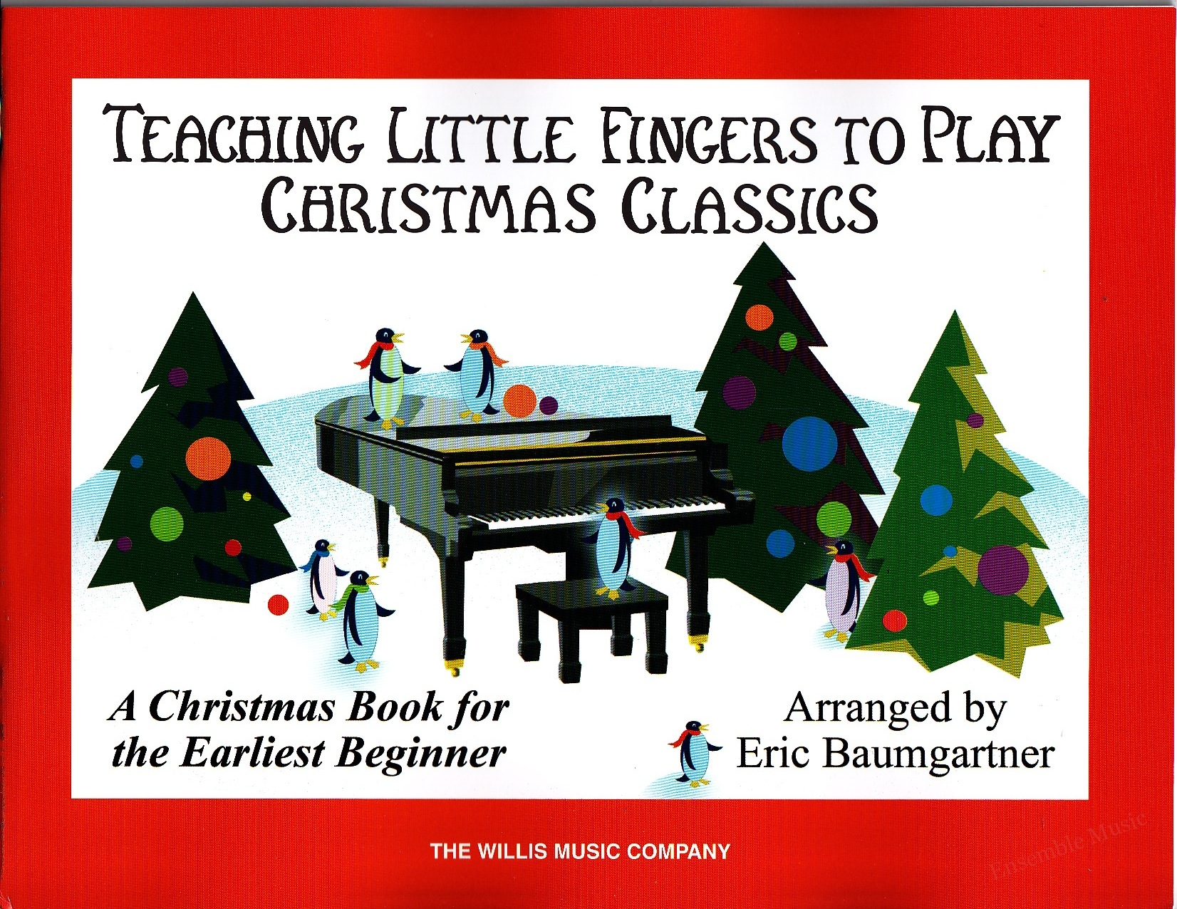 teaching little fingers to play christmas classic