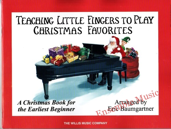 teaching little fingers to play christmas favorites