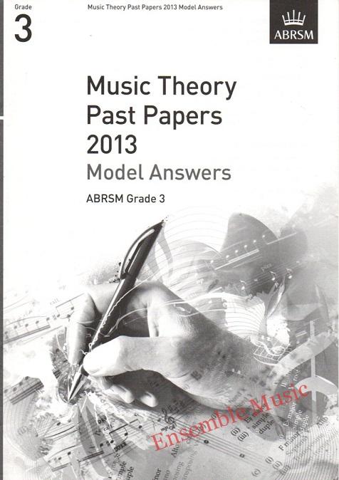 theory G3 2013 Answer