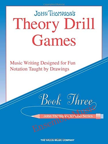 theory drill games book three