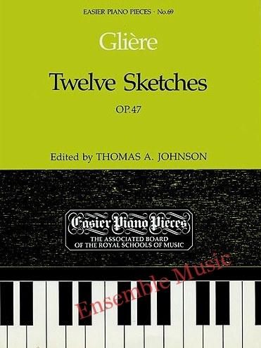 twelve sketches 69
