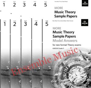 More Music Theory Sample Papers