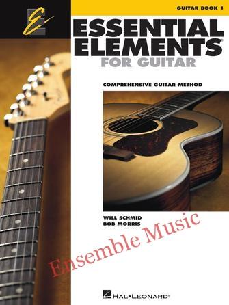 essential elements for guitar book 1 hal leonard