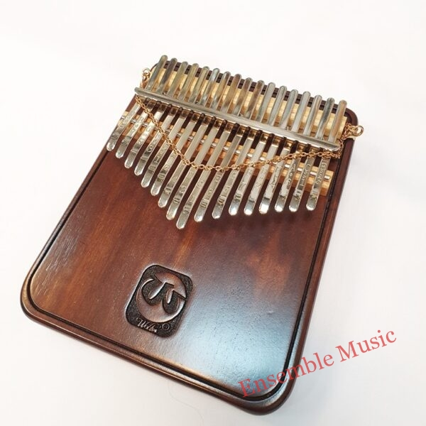 walnut kalimba