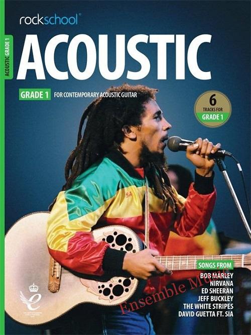 rockschool acoustic guitar grade