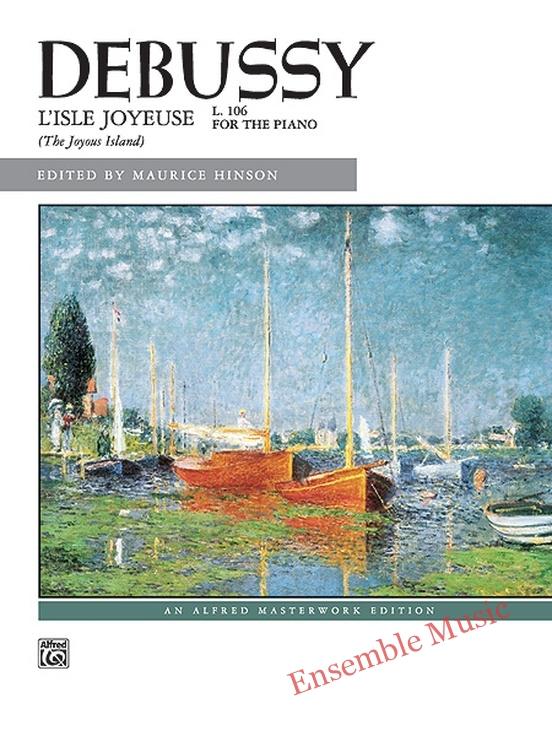 Debussy The joyous island