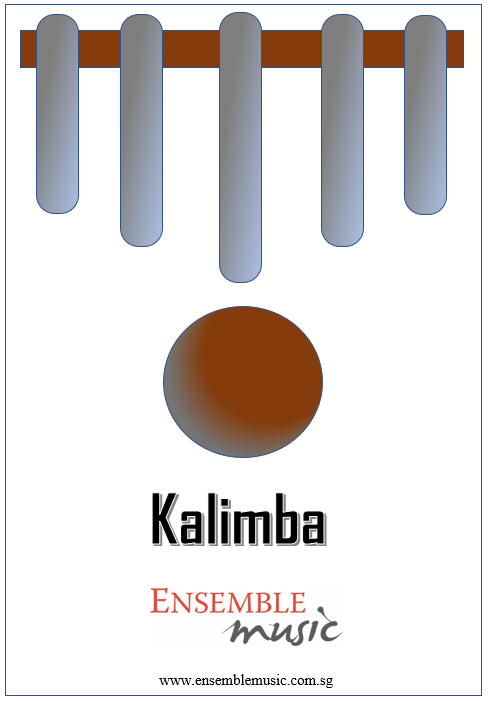 Kalimba Lessons Cover
