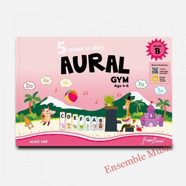 mins a day AURAL GYM Level B