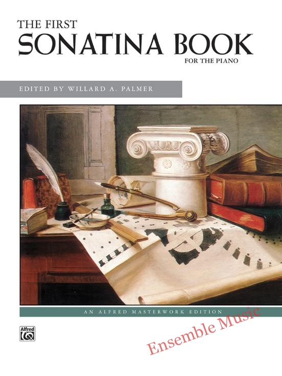 The First Sonatina Book For the Piano alfred