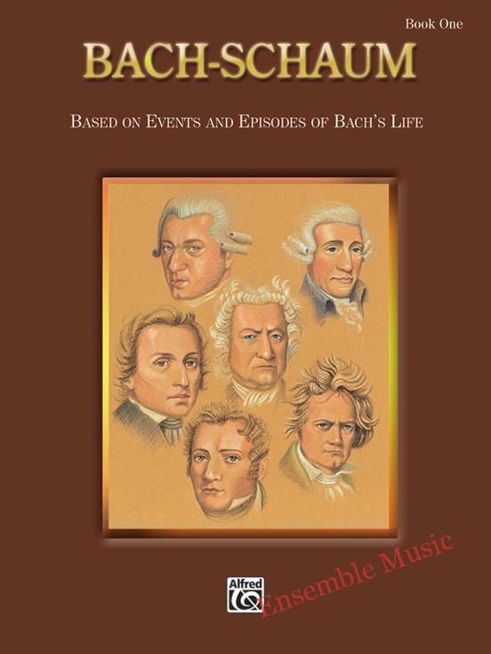 Bach Schaum Book One