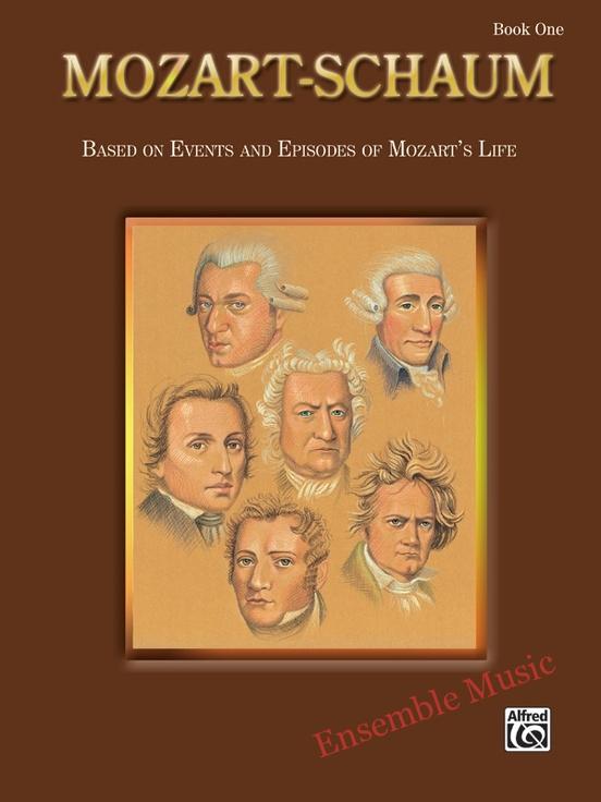 Mozart schaum book