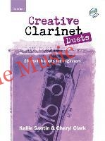 Creative clarinet duets with CD