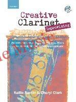 Creative clarinet improvising with CD
