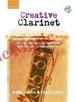 Creative clarinet with CD